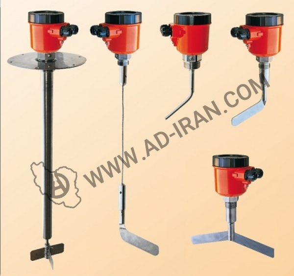 لول دیافراگم روتاری Rotating Vane Level Monitor